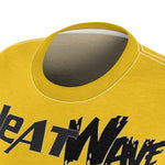 Gold Black Collection HEATWave Women's AOP Cut & Sew Tee