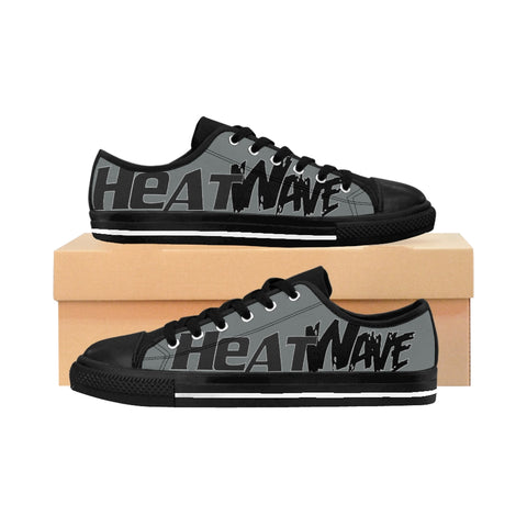Silver Black Collection HEATWave Women's Sneakers