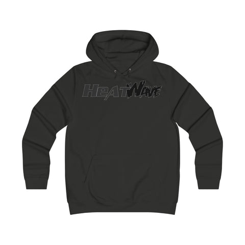 Black Collection HEATWave Girlie College Hoodie