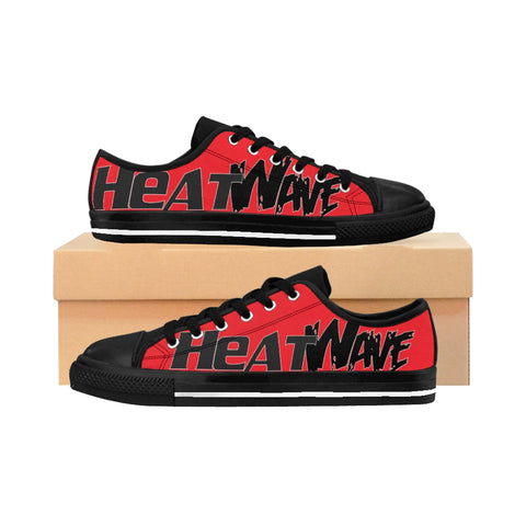 Red Black Collection HEATWave Women's Sneakers