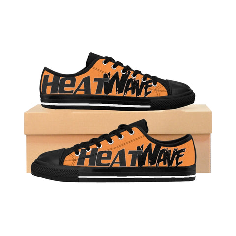 Orange Black Collection HEATWave Women's Sneakers