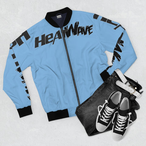 Sky Blue Collection HEATWave Men's AOP Bomber Jacket