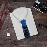 Blue Black Collection HEATWave Necktie