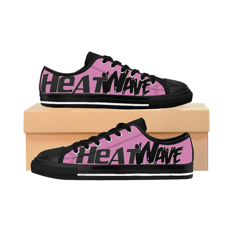 Pink Black Collection HEATWave Women's Sneakers