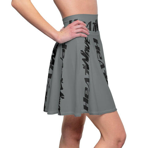 Silver Black Collection HEATWave Women's Skater Skirt