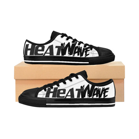 White Black Collection HEATWave Women's Sneakers