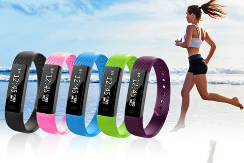 17 in 1 Waterproof Fitness Watch