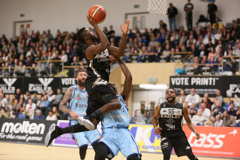 Newcastle Eagles Ticket