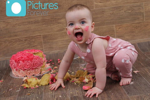 Baby or Toddler 'Cake Smash'