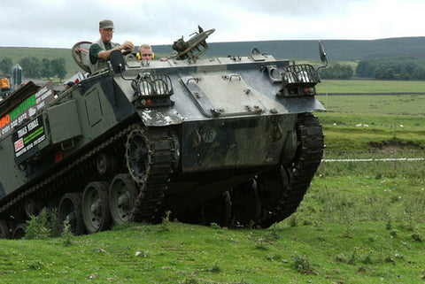 Tank Riding or Driving Experience