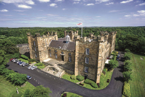 4* Lumley Castle Stay