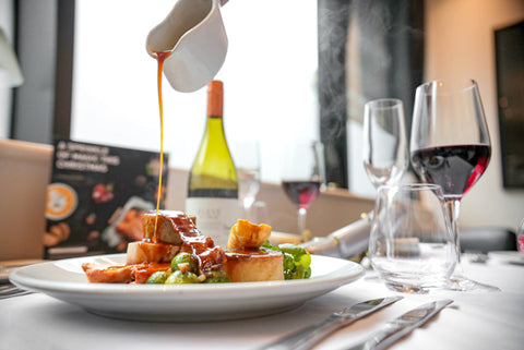 Festive Three Course Meal for two at Marco Pierre White