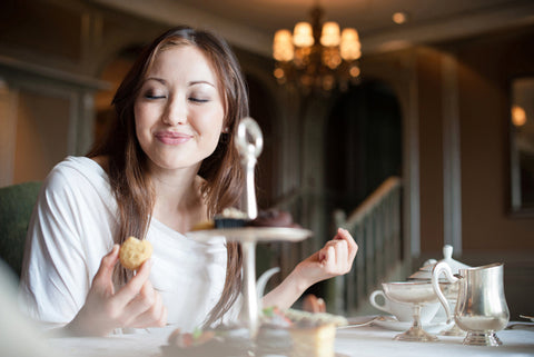 Afternoon Tea for two with Prosecco Upgrade