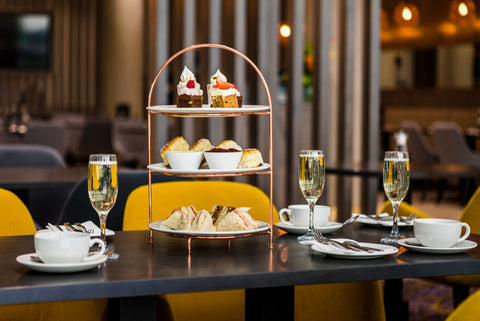 Traditional Sparkling Afternoon Tea for Two