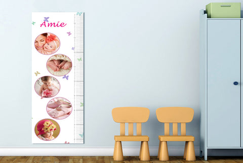 Personalised Growth Chart