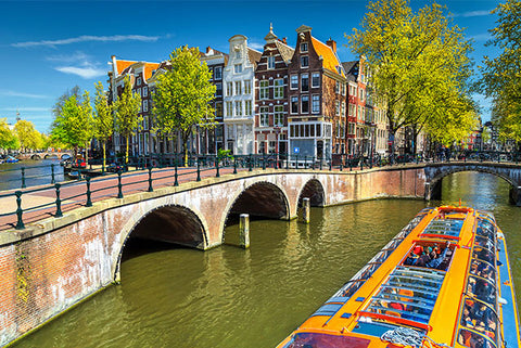 Two Night Amsterdam Mini Cruise for Two
