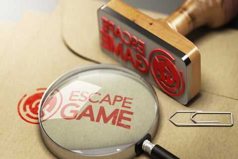 Escape Room Game for up to Six People