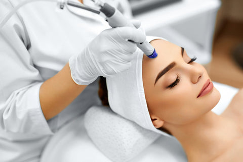 One or Three Sessions of Microdermabrasion
