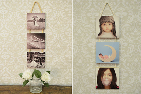 Personalised Hanging Panels