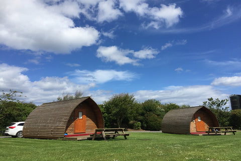 2 or 3 Night Northumberland Glamping Stay