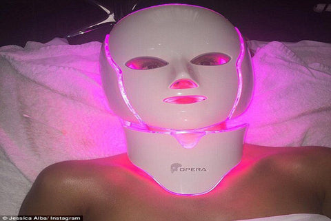 Opera LED Facial, Face Mask and Microdermabrasion