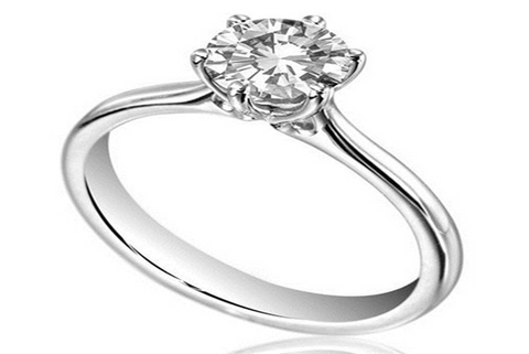 Eternal Romance Engagement Ring