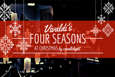 Vivaldi's Four Seasons at Christmas St Nicholas Cathedral