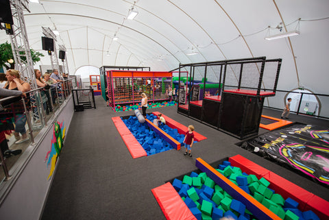 Jump Party Package for Up to 10 Children