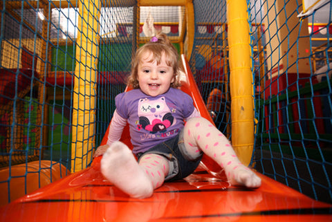 Soft Play Entry for up to Three