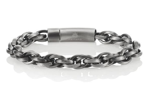Vintage Steel Bracelet for Men
