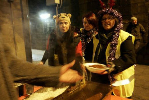 Donate a Warm Meal to a Local Person in Need this Winter North East