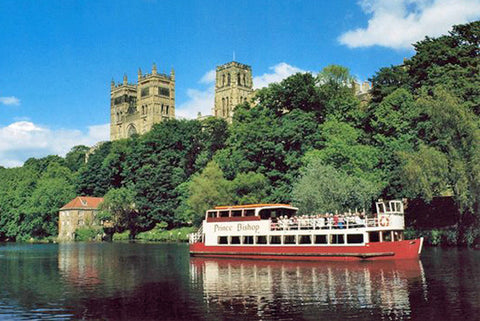 Durham Sightseeing Cruise for Two