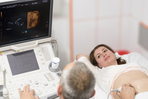 Early Pregnancy Scan or Gender Scan with Prints