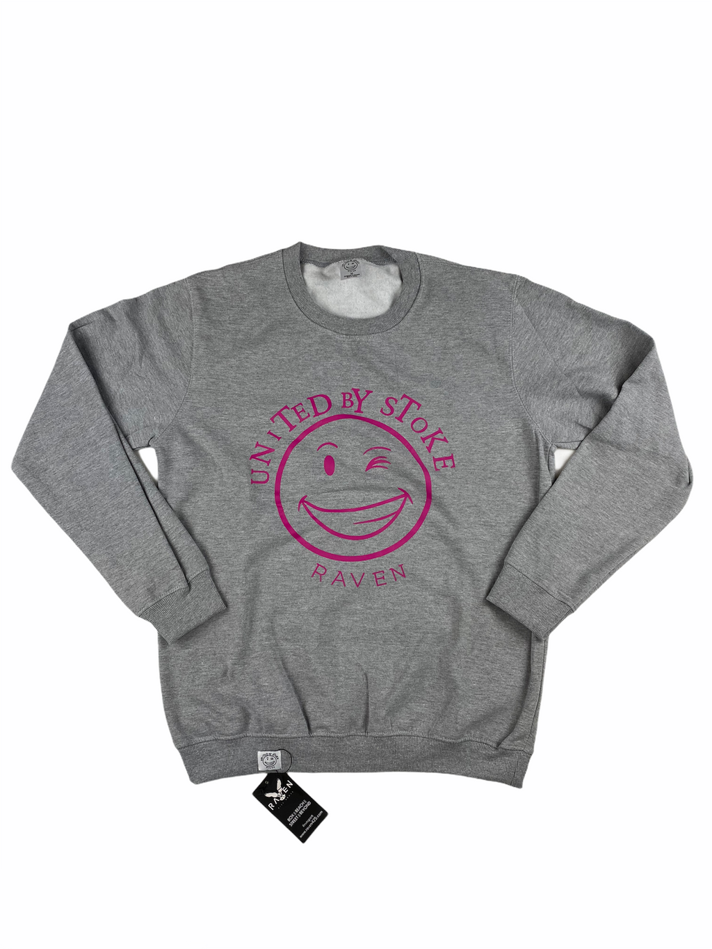 STOKE CREWNECK SWEATER