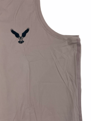 SOLITUDE OPEN BACK TANK TOP