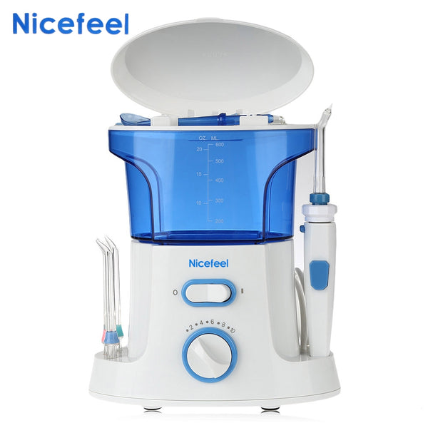 Nicefeel FC168 Oral Care Teeth Cleaner Irrigator - 1-Stop Offers