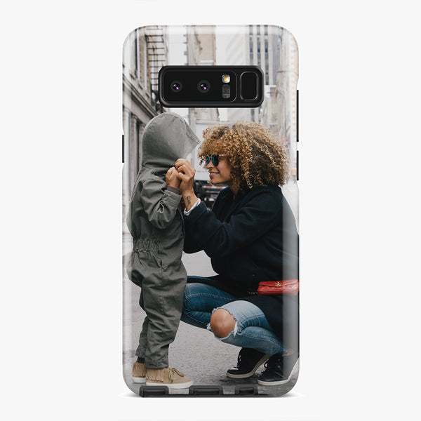 Custom Galaxy Note 8 Extra Protective Bumper Case - 1-Stop Offers