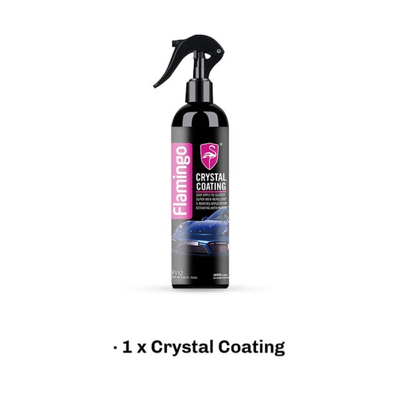 Crystal Ceramic Car Coating Paint Care - 1-Stop Offers