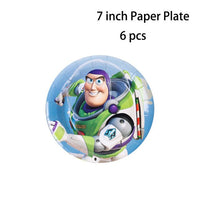 Cartoon Toy Story Birthday Party Theme Decoration Supplies - 1-Stop Offers