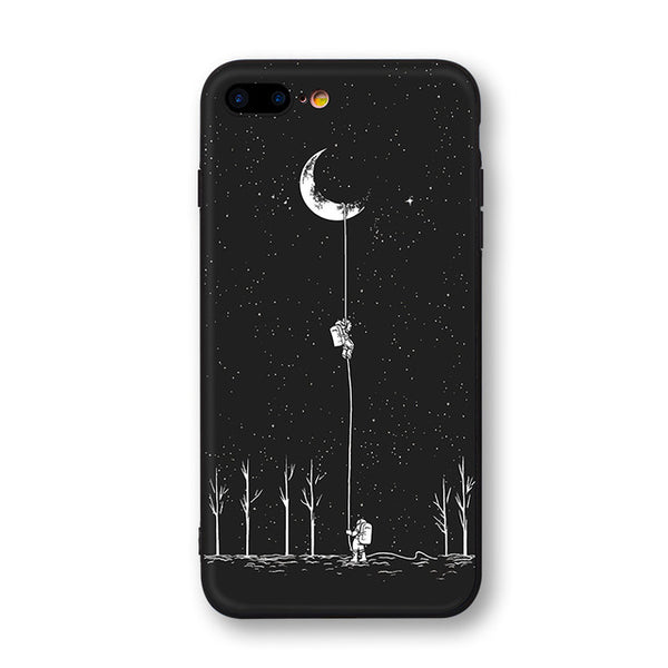 New Space Astronaut Phone Cases For iPhone - 1-Stop Offers