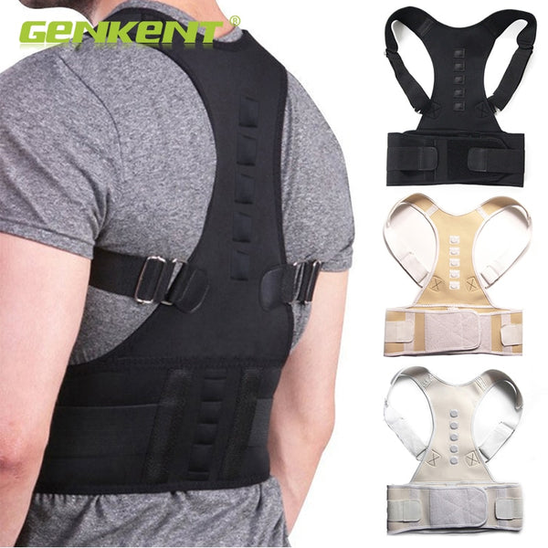 Male Female Adjustable Magnetic Posture Corrector - 1-Stop Offers