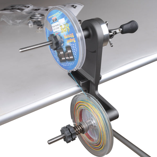 Fishing Line Winder Reel Spool Spooler - 1-Stop-Offers