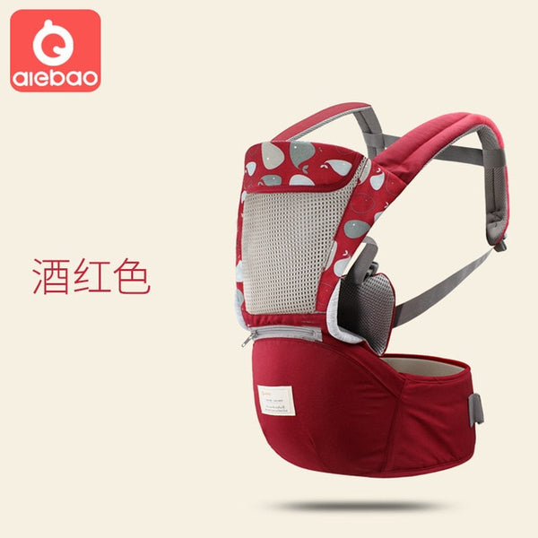 Breathable Ergonomic Baby Carrier Backpack - 1-Stop Offers