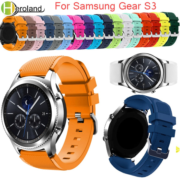 Gear S3 Frontier/Classic Watch Band - 1-Stop-Offers