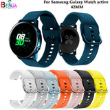 silicone Original sport watch band For Galaxy watch - 1-Stop Offers