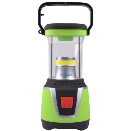 Vibelite Outdoor LED Camping and Emergency Portable Lantern w/ Flashlight-Green  | eBay - 1-Stop-Offers