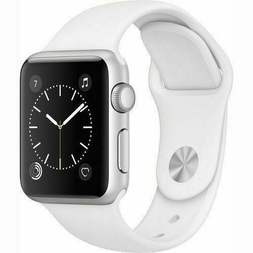 Apple Watch Series 2 38mm Aluminum Case - Space Gray Silver Gold Rose Sport Band  | eBay - 1-Stop-Offers