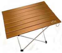 Outdoor Portable Folding Aluminum Table Lightweight Camping Picnic with Bag 603016950972 | eBay - 1-Stop Offers