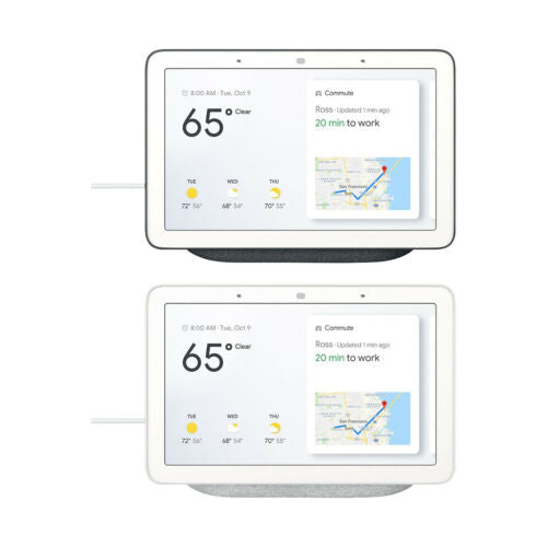 Google Home Hub - Smart Home Controller with Google Assistant  | eBay - 1-Stop-Offers