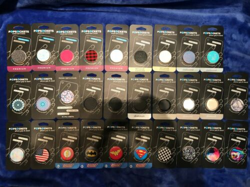 PopSockets Collapsible Grip & Stand for Phones & Tablets-40 Styles-Fast Shipping  | eBay - 1-Stop Offers